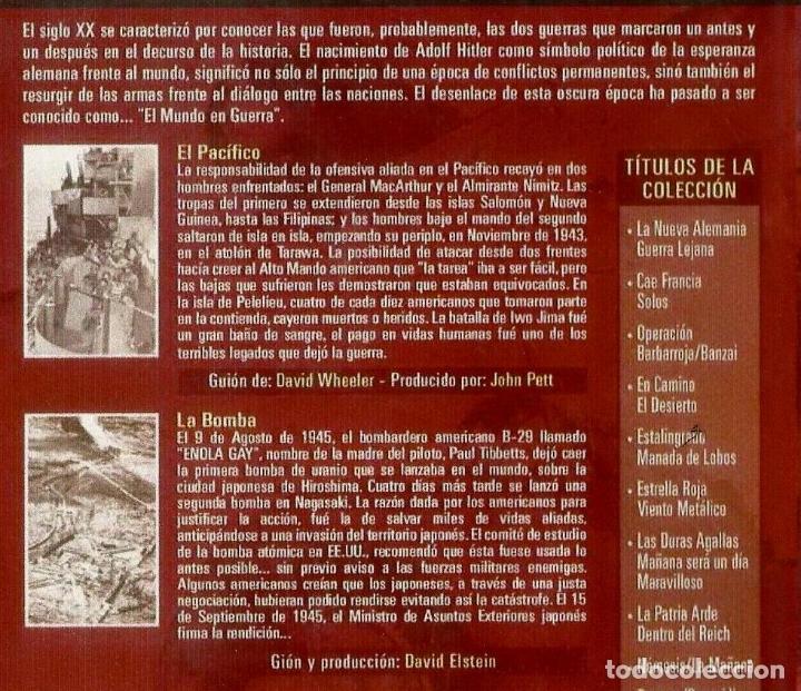 Cine: Documental El mundo en Guerra. galardonada con el premio EMMY 26 dvd completa buen estado ver ficha - Foto 3 - 183097411