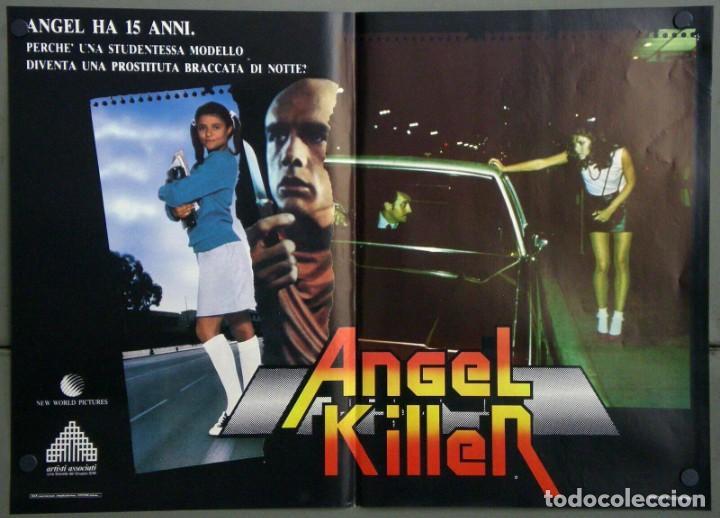 Cine: UR42D ANGEL DONNA WILKES SUSAN TYRRELL CULT SET 6 POSTERS ORIGINALES ITALIANOS 47X68 - Foto 4 - 183578930
