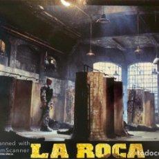 Cine: AFICHE DE CINE. PELICULA: LA ROCA. MEDIDAS APROX.: 34 X 24 CM. Lote 183949903