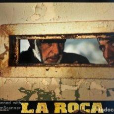 Cine: AFICHE DE CINE. PELICULA: LA ROCA. MEDIDAS APROX.: 34 X 24 CM. Lote 183949913