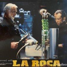 Cine: AFICHE DE CINE. PELICULA: LA ROCA. MEDIDAS APROX.: 34 X 24 CM. Lote 183949932