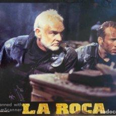 Cine: AFICHE DE CINE. PELICULA: LA ROCA. MEDIDAS APROX.: 34 X 24 CM. Lote 183949938