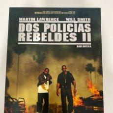 Cine: AFICHE DE CINE. PELICULA: DOS POLICIAS REBELDES II. WILL SMITH. MEDIDAS APROX.: 21 X 30 CM. Lote 183953140