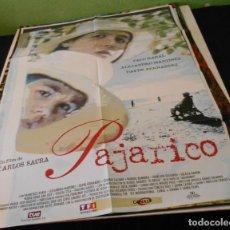 Cine: PAJARICO CARTEL POSTER CINE ORIGINAL 70X00 CMS. Lote 184273602