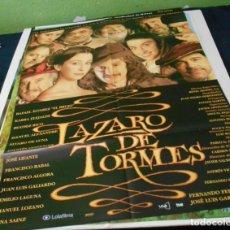 Cine: LAZARO DE TORMES CARTEL POSTER CINE ORIGINAL 70X100 CMS. Lote 184275057