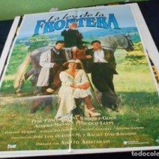 Cine: LA LEY DE LA FRONTERA CARTEL POSTER CINE ORIGINAL 70X100 CMS. Lote 184275172