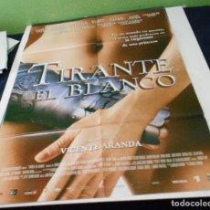 Cine: TIRANTE EL BLANCO CARTEL POSTER CINE ORIGINAL 70X100 CMS. Lote 184276135
