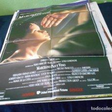 Cine: NARCELINO PAN Y VINO CARTEL POSTER CINE ORIGINAL 70X100 CMS. Lote 184276738