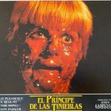 Cine: AFICHE DE CINE. PELICULA: EL PRINCIPE DE LAS TINIEBLAS. MEDIDAS APROX.: 34 X 24 CM. Lote 184302787