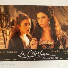 Cinema: AFICHE DE CINE. PELICULA: LA CELESTINA. MEDIDAS APROX.: 34 X 24 CM. Lote 184310435
