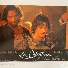 Cinema: AFICHE DE CINE. PELICULA: LA CELESTINA. MEDIDAS APROX.: 34 X 24 CM. Lote 184310446