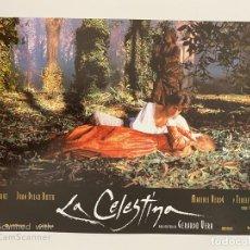 Cinema: AFICHE DE CINE. PELICULA: LA CELESTINA. MEDIDAS APROX.: 34 X 24 CM. Lote 184310465