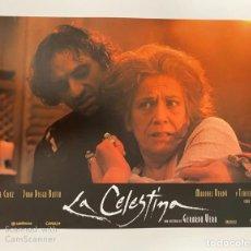 Cinema: AFICHE DE CINE. PELICULA: LA CELESTINA. MEDIDAS APROX.: 34 X 24 CM. Lote 184310508