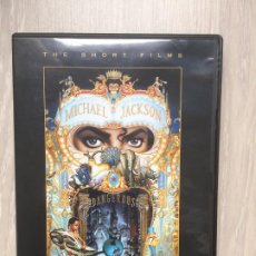 Cine: MICHAEL JACKSON DANGEROUS THE SHORT FILMS . Lote 184329695