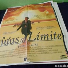 Cine: VIDAS AL LIMITE CARTEL POSTER CINE ORIGINAL 70X100 CMS. Lote 184474197