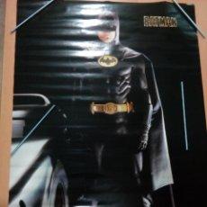 Cine: POSTER BATMAN DC COMICS - ORIGINAL AÑOS 80 - SCANDECOR NUEVO - VER FOTOS -LEER . Lote 184676645