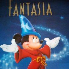 Cine: POSTER FANTASÍA PELÍCULA DISNEY (OFICIAL, 1991). Lote 184828131