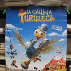 Cine: LA GALLINA TURULECA. Lote 186016011