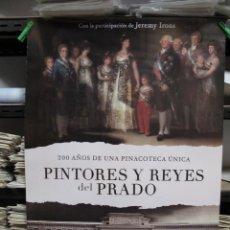 Cine: PINTORES Y REYES DEL PRADO. Lote 186016828