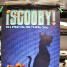 Cine: SCOOBY. Lote 186016912