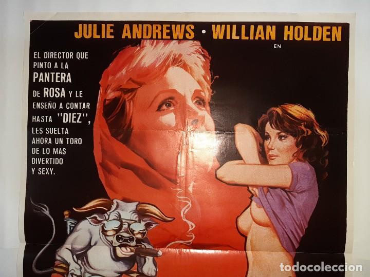 Cine: CARTEL CINE S.O.B. JULIE ANDREWS WILLIAN1980 C437 - Foto 2 - 186115216