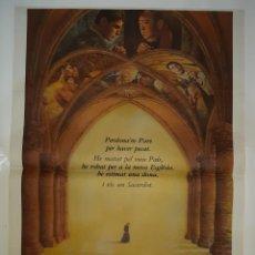 Cine: CARTEL CINE MONSENYOR CHRISTOPHER REEVE 1979 C449. Lote 186189587