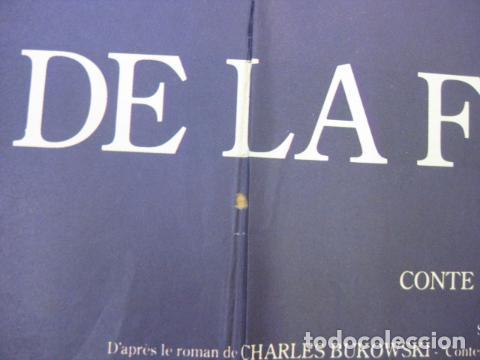 Cine: ordinaria locura - poster cartel original frances 120x160 cm - marco ferreri ornella muti - Foto 3 - 186338731