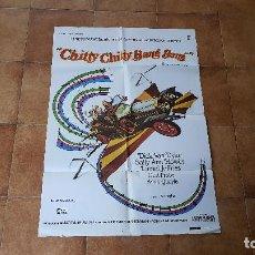 Cinéma: POSTER CARTEL CHITTY CHITTY BANG BANG - 1980 (100 X 70 CMS. APROX.) IAN FLEMING. Lote 186405083