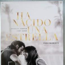 Cine: HA NACIDO UNA ESTRELLA - 2018. Lote 186417345