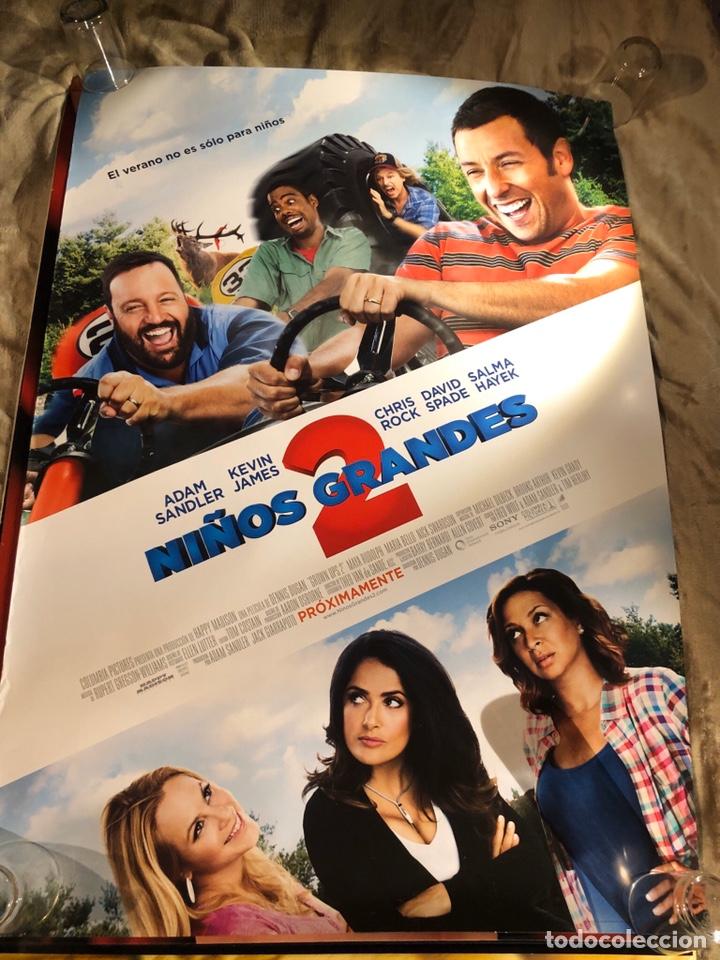 PÓSTER 70X100CM CINE NIÑOS GRANDES 2 (Cine - Posters y Carteles - Comedia)
