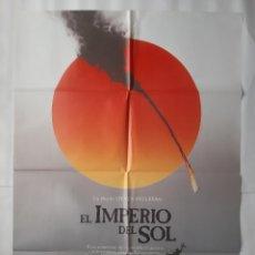 Cinema: CARTEL CINE EL IMPERIO DEL SOL C451. Lote 188030293