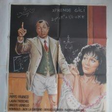 Cine: CARTEL CINE TODOS A LA ESQUELA 1980 HP C461. Lote 188212397