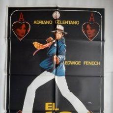 Cine: CARTEL CINE EL AS 1981 JANO C462. Lote 188216701