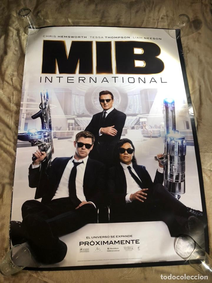 Cine: MEN IN BLACK MIB INTERNACIONAL 2 POSTER Diferentes CINE 70x100cm - Foto 3 - 188471833