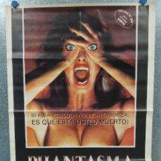 Cine: PHANTASMA. A. MICHAEL BALDWIN, ANGUS SCRIMM. AÑO 1979. POSTER ORIGINAL. Lote 188623785