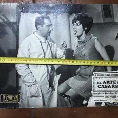 Cine: CARTEL DE CINE GRANDE PELÍCULA ESPAÑOLA . Lote 188804896