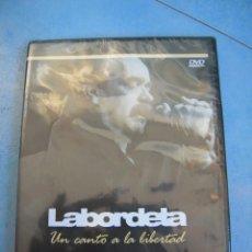 Cine: DVD LABORDETA UN CANTO A LA LIBERTAD. Lote 189198312