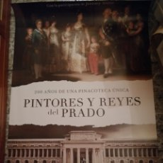 Cine: POSTER ORIGINAL PINTORES Y REYES DEL PRADO 100X70. Lote 189438570