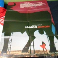 Cine: CARTEL CINE JAMON JAMON POSTER CARTEL ORIGINAL 70X100 PENELOPE CRUZ BARDEM. Lote 189754896