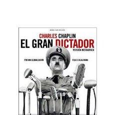 Cinema: EL GRAN DICTADOR (POSTER). Lote 189785766