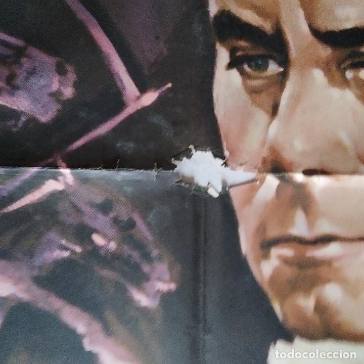 Cine: Los cuatro jinetes del apocalipsis. Glenn Ford, Ingrid Thulin AÑO 1962. POSTER 3 HOJAS DE 100 X 70 - Foto 7 - 190141070