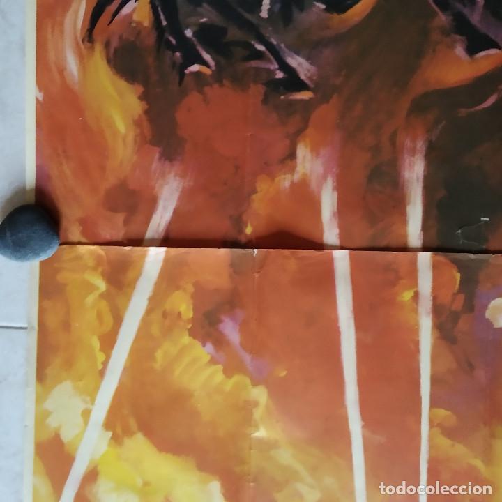 Cine: Los cuatro jinetes del apocalipsis. Glenn Ford, Ingrid Thulin AÑO 1962. POSTER 3 HOJAS DE 100 X 70 - Foto 9 - 190141070