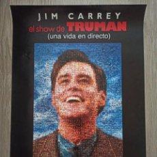 Cine: PÓSTER EL SHOW DE TRUMAN . Lote 190212680