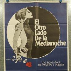 Cine: EL OTRO LADO DE LA MEDIANOCHE. MARIE-FRANCE PISIER, JOHN BECK. AÑO 1977. POSTER ORIGINAL. Lote 269097018