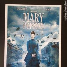 Cine: CARTEL DE CINE. PELÍCULA MARY POPPINS PÓSTER LITOGRAFÍA.. Lote 190530552