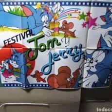 Cine: FESTIVAL TOM Y JERRY POSTER ORIGINAL 70X100 Q. Lote 190556487