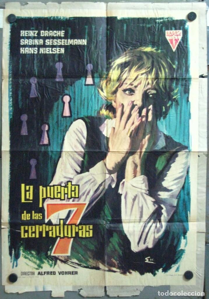 Cine: VN39D LOS ULTIMOS DIAS DE POMPEYA MICHELINE PRESLE GEORGES MARCHAL POSTER ORIGINAL 70X100 LITOGRAFIA - Foto 2 - 190703516