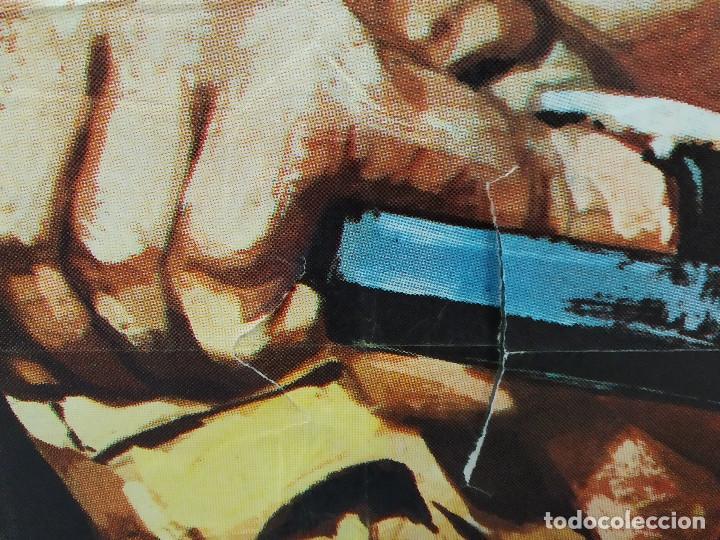 Cine: La brigada de los condenados Curd Jürgens, Jack Palance. AÑO 1970. POSTER ORIGINAL - Foto 11 - 190766848