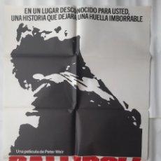 Cinema: CARTEL CINE GALLIPOLI 1982 C 536. Lote 190917802