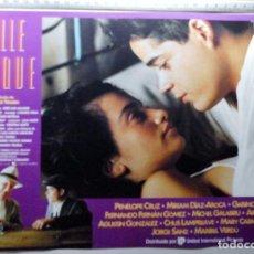 Cine: PENÉLOPE CRUZ JORGE SANS Y MARIBEL VERDÚ PELÍCULA BELLE EPOQUE, PROSPECTO DE LA PELÍCULA 1997. Lote 191099566